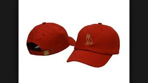 Red ovo cap (one size fit all)