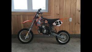 Motocross KTM SX 50 à vendre