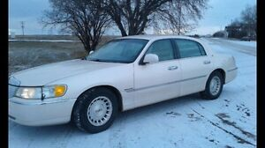 1998 Lincoln Town Car Cartier Edition