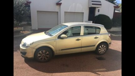Holden astra hatchback  (manual) Maylands Bayswater Area Preview