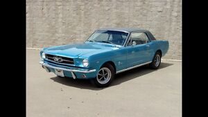 1965 Ford Mustang 289 coupe