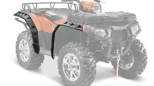 Polaris sportsman XP fender flare kit. New