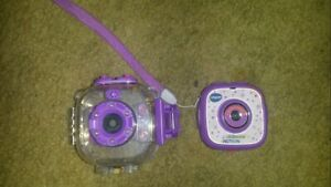 Childrens camera with damage proof case