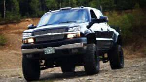 Looking for a wrecked duramax