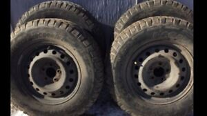 Ranger rims and Tires