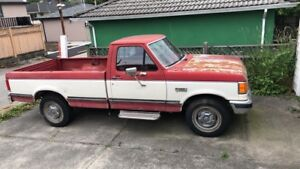 88' Ford F-250 (automatic)