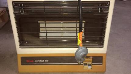 Gas and Electric Heater