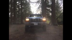 1996 Ford F-250/350, Solid axle, 7.3 powerstroke