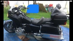 1984 HONDA Goldwing interstate GL 1200 Moving must sell OBO