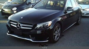 Mercedes c300 4matic, full, pano sunrouf, navi, camera