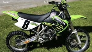 2009 KX 85 FULL ENGINE REBUILD WITH RECEIPT TO PROVE!