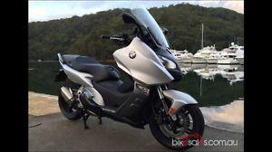 2013 Bmw c600 sport Broadbeach Gold Coast City Preview