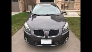 2009 Pontiac Vibe - Low KMs and AWD