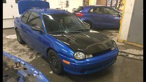 1999 neon coupe DOHC