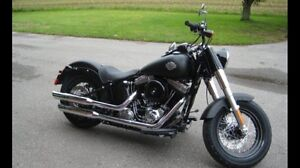 2013 Harley Soft Tail Slim