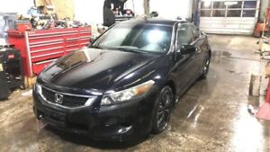 2008 HONDA ACCORD 2.4L MANUAL TRANSMISSION FORSALE