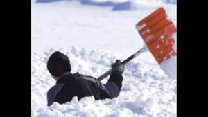 SNOW REMOVAL! ANY DRIVEWAY OR SIDEWALK BIG OR SMALL