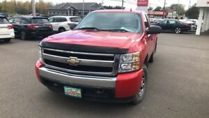 2008 Chev Silverado LT 2wd single cab 8 foot box