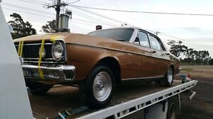 Ford xt 1968 roller Keilor East Moonee Valley Preview