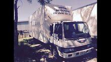 FD Hino 50 cube truck hydraulic tailgate Wangara Wanneroo Area Preview