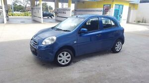 Nissan Micra 2014 /REGO / RWC / 3200 Km Elwood Port Phillip Preview