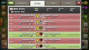 Lv10 Clan in Clash of Clans London Ontario image 2