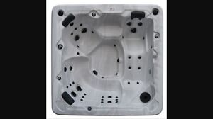 Demo Hot Tub COMES WITH EVERYTHING!  Peterborough Peterborough Area image 3