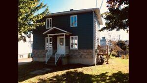 Maison à louer à saint Anselme 795$