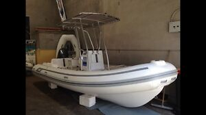 AB Ocenus 19 VST Rigid Hull Inflatable with Yamaha 115HP Outboard Cronulla Sutherland Area Preview