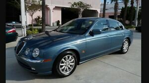 2001 Jaguar S-Type 4.0 V8 Auto. Kirwan Townsville Surrounds Preview