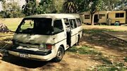 Mazda E2000 (longer version) Campervan WA Rego Sydney City Inner Sydney Preview