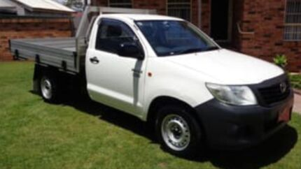 Wanted Toyota Hilux 4x2 automatic single cab Cairns Cairns City Preview