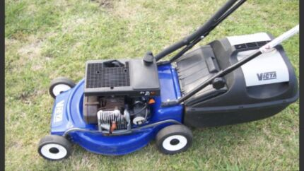 Wanted: Wanted Victa 2 Stroke Mower for school project