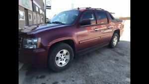 For sale 2007 avalanche