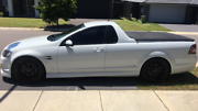 2012 Holden Ute Bonnells Bay Lake Macquarie Area Preview