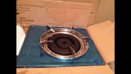 Brand new single burner LPG gas stove cooktop use with LPG gas  Blacktown Blacktown Area Preview
