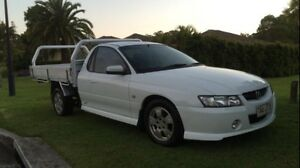 2005 S VZ Commodore 1 ton ute V6 Blackwater Central Highlands Preview