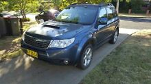 subaru forester xt 2008 low k's 1owner turbo wrx Ormeau Gold Coast North Preview