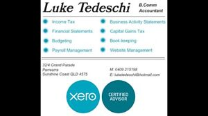 *Accountant *Bookkeeping *Payroll *BAS *Cashflow Forecasting + more Parrearra Maroochydore Area Preview