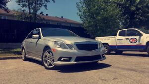 Mercedes-Benz E550 4MATIC  for the lucky one