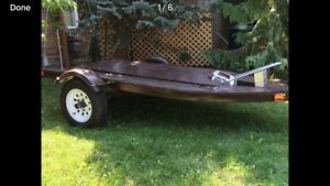 boat/watercraft/motorcycle trailer
