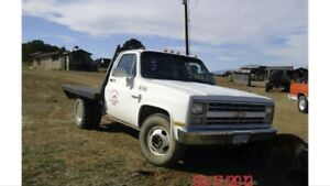 WANTED - old dually truck