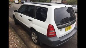 !!!!SUBARU FORESTER 2003 - HURRY UP - $3190!!!! Maroubra Eastern Suburbs Preview