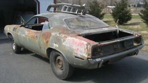 1970 Plymouth Barracuda Parts Wanted