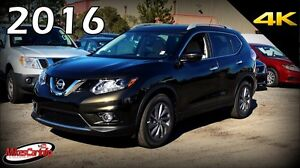 Nissan Rogue SL AWD FULLY LOADED 2016 Lease takeover