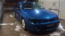 2008 XR6 FORD FALCON BF  MK 11 Leanyer Darwin City Preview