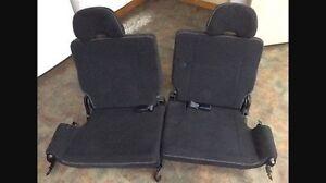 Nissan patrol series 4 third row dickie seats new condition Morphett Vale Morphett Vale Area Preview