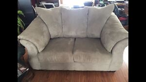 Sage Love Seat & Couch