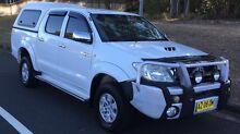 TOYOTA HILUX SR5 turbo diesel Wetherill Park Fairfield Area Preview