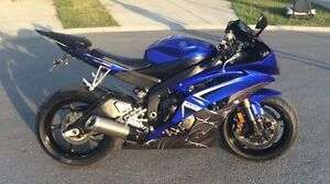 2009 Yamaha R6. No trade. Open to offers